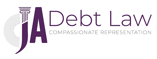 JA Debt Law Logo
